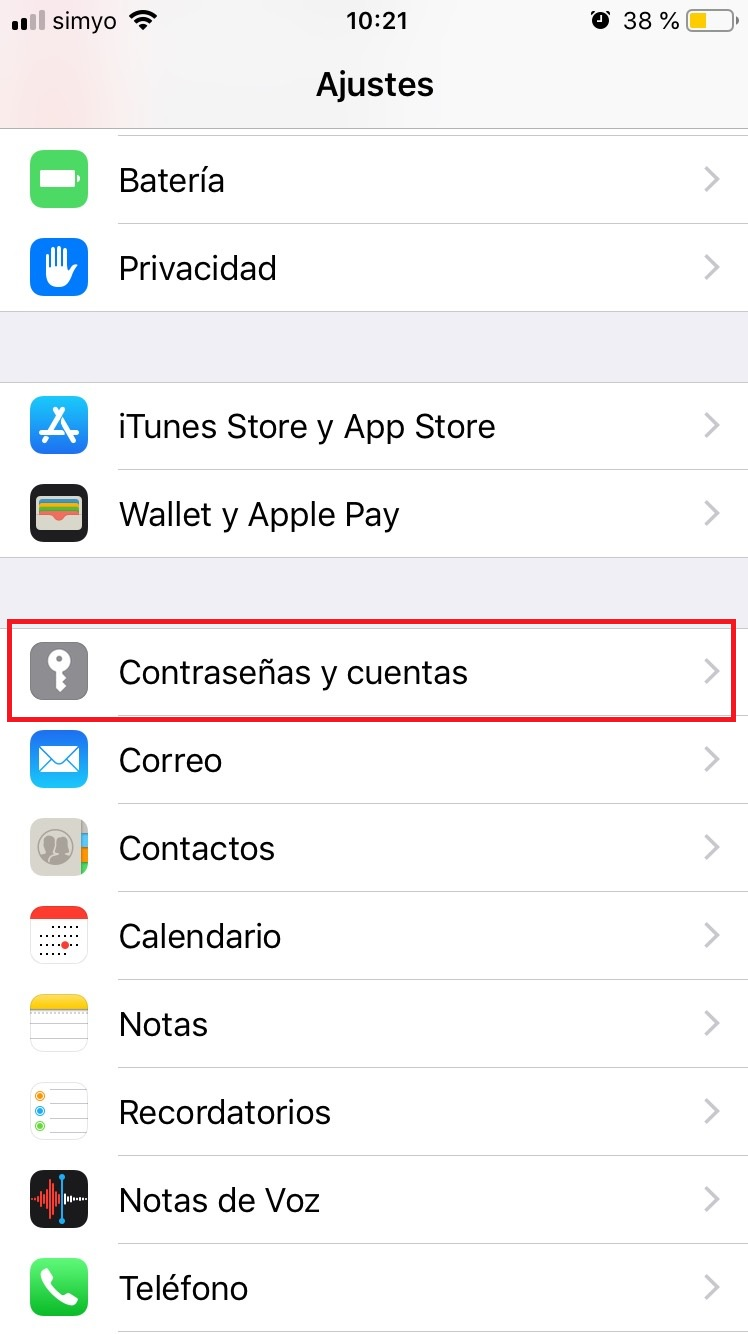 Configurar Correo Iphone Facil