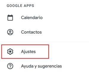 Configurar Cuenta Android